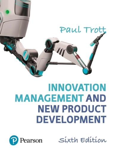 Innovation Management and New Product Development - Paul Trott