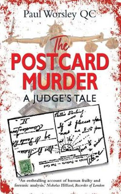 The Postcard Murder - Paul Worsley QC