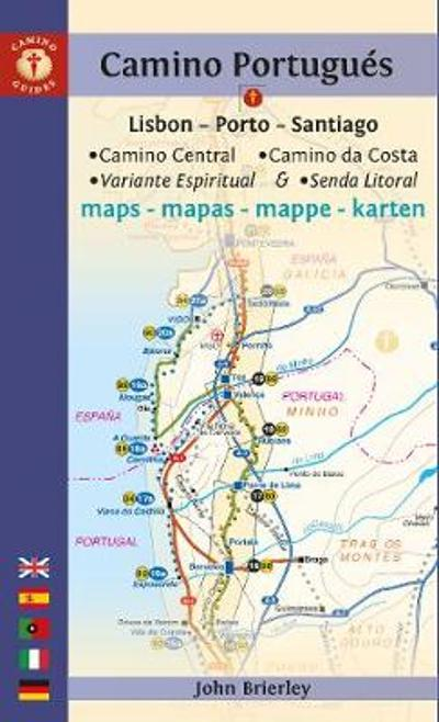 Camino Portugues Maps - John Brierley