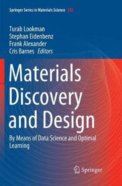 Materials Discovery and Design - Turab Lookman