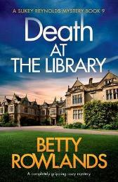 Death at the Library - Betty Rowlands