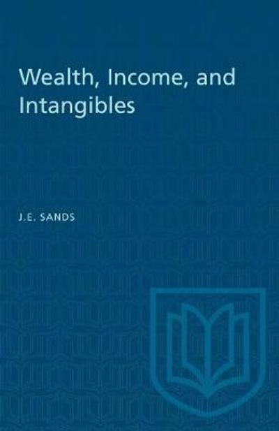 Wealth, Income, and Intangibles - J E Sands