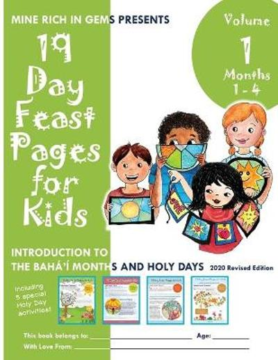 19 Day Feast Pages for Kids - Lili Shang