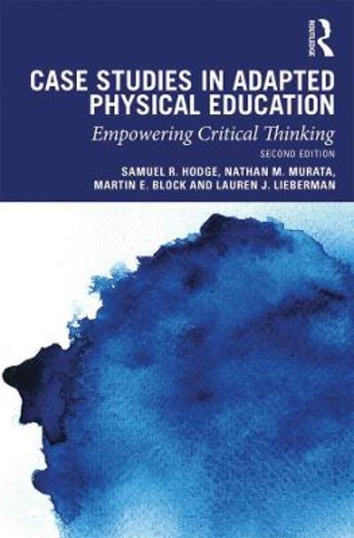 Case Studies in Adapted Physical Education - Samuel Hodge
