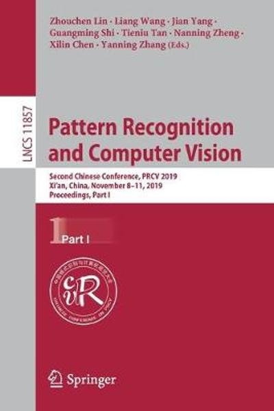 Pattern Recognition and Computer Vision - Zhouchen Lin