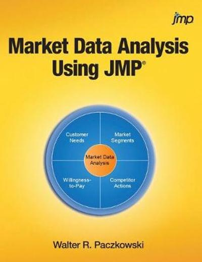 Market Data Analysis Using JMP (Hardcover edition) - Walter R Paczkowski