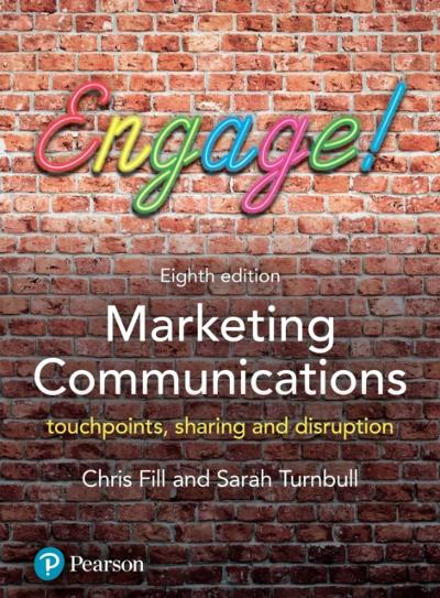 Marketing Communications - Chris Fill