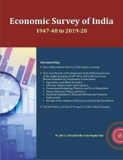 Economic Survey of India - Vaidehi Shriram Daptardar