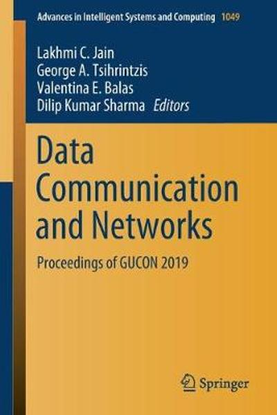 Data Communication and Networks - Lakhmi C. Jain