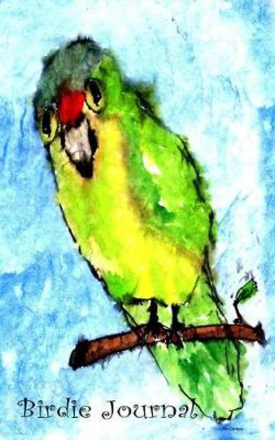 Birdie Journal - Carol Ann Cartaxo