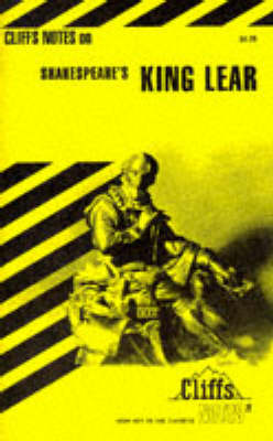 "Notes on Shakespeare's ""King Lear"" - James K. Lowers"