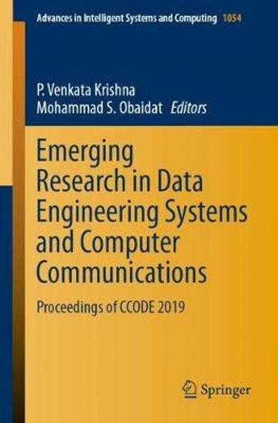Emerging Research in Data Engineering Systems and Computer Communications - P. Venkata Krishna