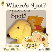 Where's Spot? Book & Toy Gift Set - Eric Hill
