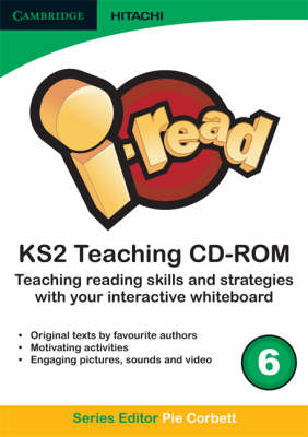 I-read Year 6 CD-ROM - Pie Corbett