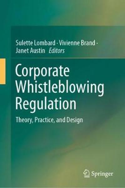 Corporate Whistleblowing Regulation - Sulette Lombard