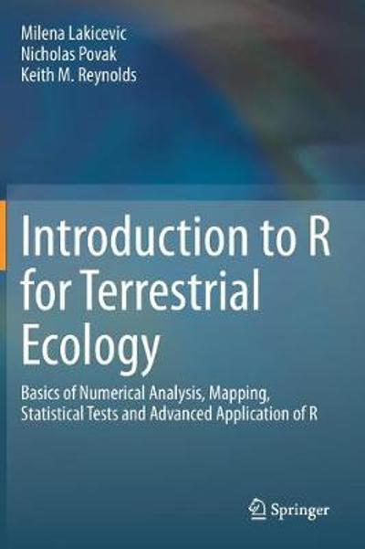Introduction to R for Terrestrial Ecology - Milena Lakicevic