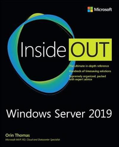Windows Server 2019 Inside Out - Orin Thomas