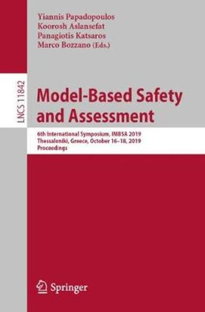 Model-Based Safety and Assessment - Yiannis Papadopoulos