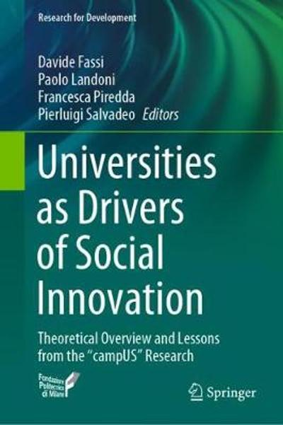 Universities as Drivers of Social Innovation - Davide Fassi