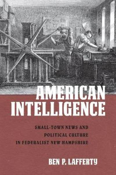 American Intelligence - Ben P. Lafferty