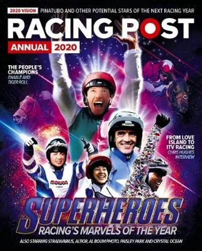 Racing Post Annual 2020 - Nick Pulford