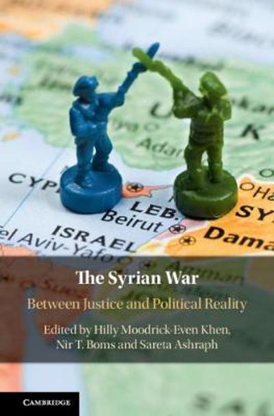 The Syrian War - Hilly Moodrick-Even Khen