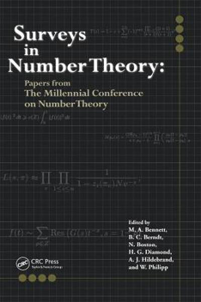 Surveys in Number Theory - Bruce Berndt