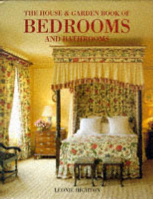 """House and Garden"" Book of Bedrooms and Bathrooms - Leonie Highton"