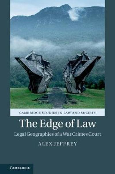 The Edge of Law - Alex Jeffrey