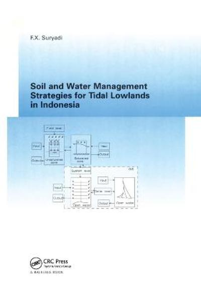 Soil and Water Management Strategies for Tidal Lowlands in Indonesia - F.X. Suryadi
