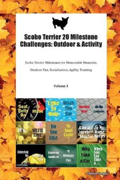 Scobo Terrier 20 Milestone Challenges - Todays Doggy