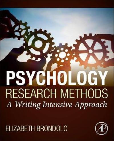 Psychology Research Methods - Elizabeth Brondolo