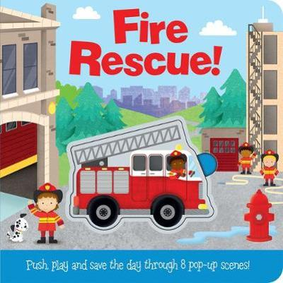 Fire Rescue! - Connie Isaacs