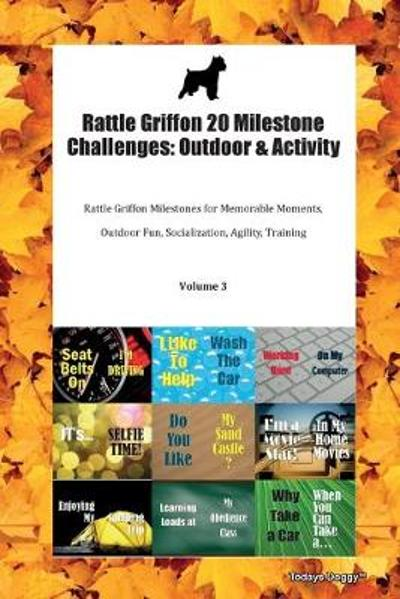 Rattle Griffon 20 Milestone Challenges - Todays Doggy