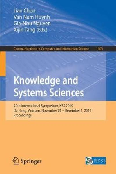Knowledge and Systems Sciences - Jian Chen