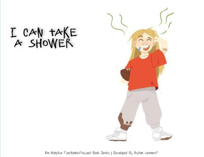 I Can Take A Shower - Autism Learners