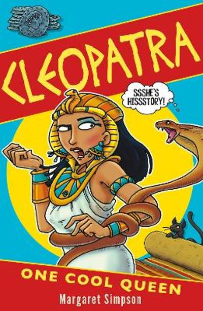 Cleopatra: One Cool Queen - Margaret Simpson