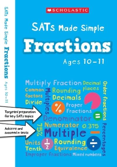 Fractions Ages 10-11 - Paul Hollin