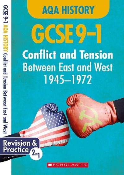 Conflict and tension between East and West, 1945-1972 (GCSE 9-1 AQA History) - Nathalie Harty