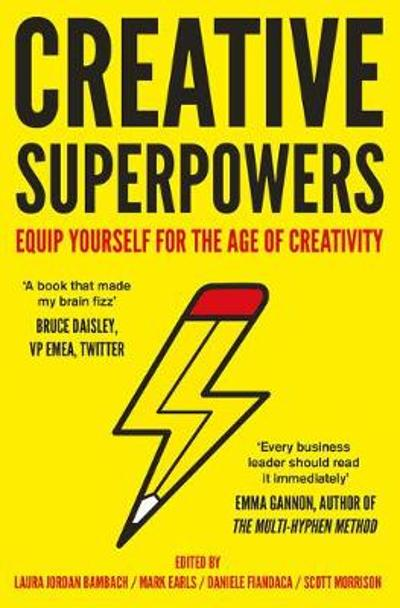 Creative Superpowers - Daniele Fiandaca