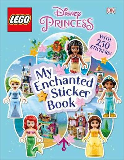 LEGO Disney Princess My Enchanted Sticker Book - DK