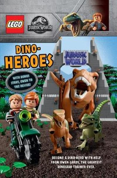 Dino Heroes (with bonus story Owen to the Rescue) - Scholastic