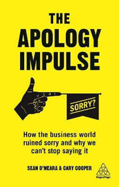 Apology Impulse - Cary Cooper