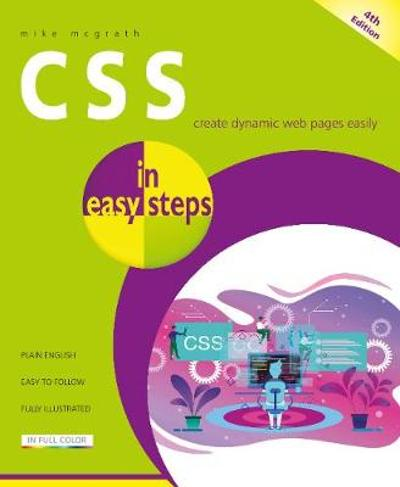 CSS in easy steps - Mike McGrath