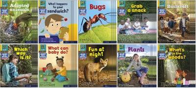 Read Write Inc. Phonics Book Bag Books: Set 5 Yellow: Non-Fiction Pack of 100 - Ruth Miskin