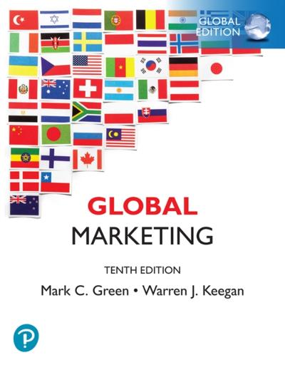 Global Marketing, Global Edition - Mark C. Green