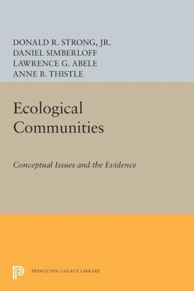 Ecological Communities - Donald R. Strong Jr.