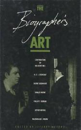 The Biographer's Art - Jeffrey Meyers
