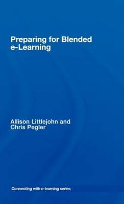 Preparing for Blended E-learning - Allison Littlejohn