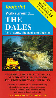 Walks Around the Dales - Footprint